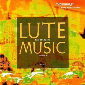 Image for 'Lute Music, Volume 2: Early Italian Renaissance Lute Music'
