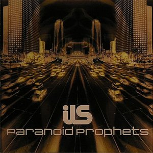"""""""Paranoid Prophets""""的封面"""