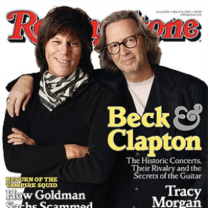 Image for 'Eric Clapton & Jeff Beck'