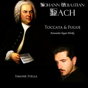 Image for 'BACH - TOCCATA AND FUGUE Favourite Organ Works'