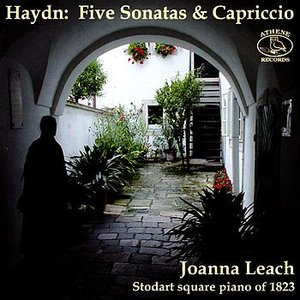 Imagem de 'Haydn: Five Sonatas & Capriccio'