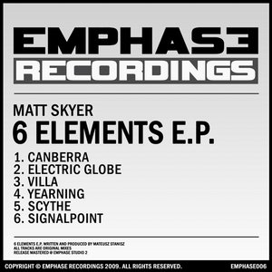 Image for '6 Elements E.P.'