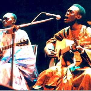 Image for 'Baaba Maal & Mansour Seck'