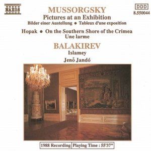 Image for 'MUSSORGSKY: Pictures at an Exhibition / BALAKIREV: Islamey'