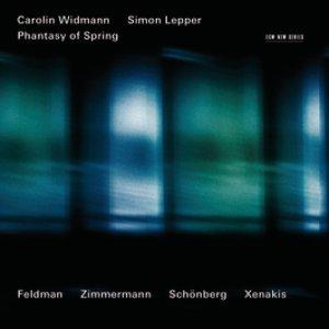 Imagen de 'Feldman, Zimmermann, Schönberg, Xenakis'