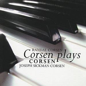 Image for 'Corsen Plays Corsen'