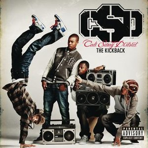 Image for 'The Kickback (Explicit Version)'