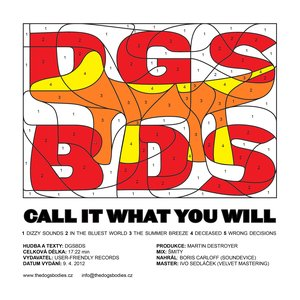 Image pour 'Call It What You Will'