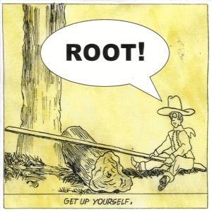 Imagen de 'Get Up Yourself'