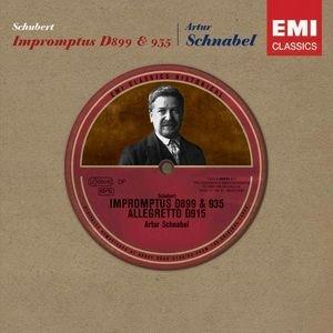 Image for 'Schubert: Impromptus D899 & 935'