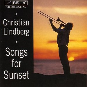 Image for 'SONGS FOR SUNSET: Trombone and Piano'