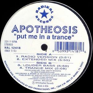 Imagem de 'Put Me in a Trance'