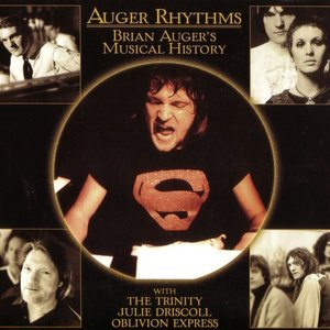 Image for 'Auger Rhythms: Brian Auger's Musical History'