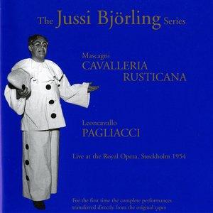 Image for 'Act II: The Play: Jag ar ej Pajazzo (Canio, Chorus, Silvio, Nedda)'