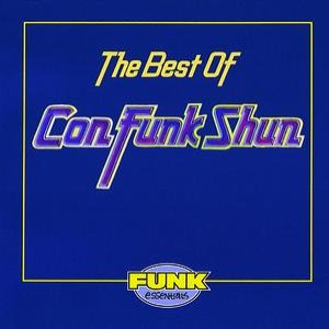 """The Best Of Con Funk Shun""的封面"