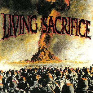 """Living Sacrifice""的封面"