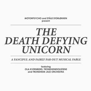 Bild för 'The Death Defying Unicorn'