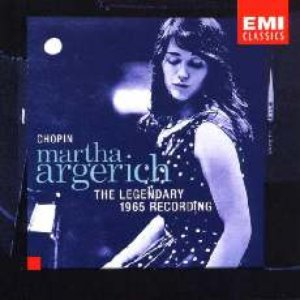 Image for 'The Legendary 1965 Recording (feat. piano: Martha Argerich)'