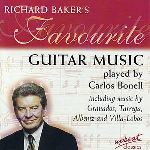 Image for 'Richard Baker's Favourite Guitar Music'
