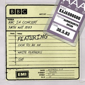 Image pour 'BBC In Concert (30th May 1983, Live at the Hammersmith Odeon)'