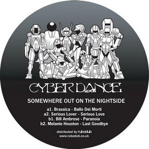 Image for 'Somewhere on the Nightside EP (Cyber Dance Records)'