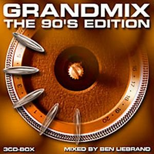 Immagine per 'Grandmix: The 90's Edition (Mixed by Ben Liebrand) (disc 2)'