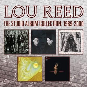 Image for 'The Studio Album Collection:1989-2000'