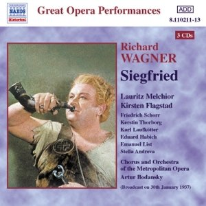 Image for 'Great Opera Performances - WAGNER: Siegfried'