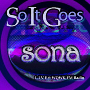 Image for 'sOna : L I V E @ WQWK FM Radio (feat J.B. Lynch)'