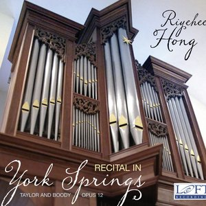 Image for 'Recital in York Springs'