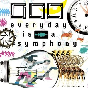 Immagine per 'everyday is a symphony'