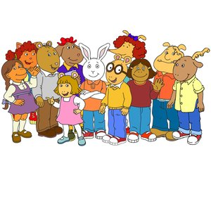 Image for 'Arthur & Friends'