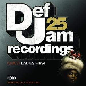 Image for 'Def Jam 25, Vol. 20 - Ladies First'