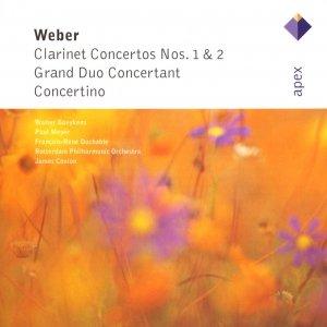 Imagen de 'Weber : Clarinet Concerto No.2 in E flat major Op.74 J118 : III Alla polacca'