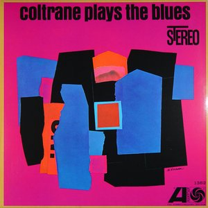 Bild för 'Coltrane Plays the Blues'