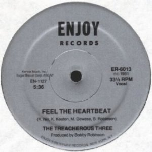 Image for 'Feel the Heartbeat'