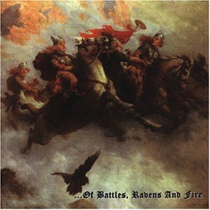 Image for 'Of Battles, Ravens And Fire'