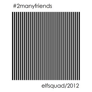 Image for '2 Many Friends single'
