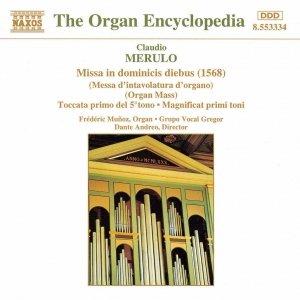 Image for 'MERULO: Missa in Dominicis Diebus / Toccata / Magnificat'