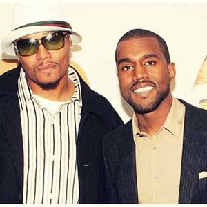 Image for 'Kanye West & Malik Yusef'