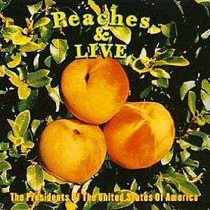 Image for 'Peaches & Live'