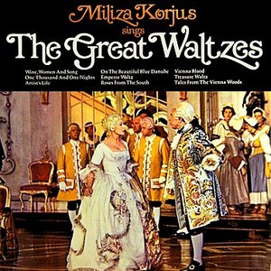 Image for 'Sings The Great Waltzes'