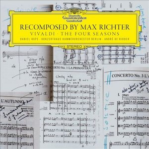 Image for 'Recomposed by Max Richter: Vivaldi, The Four Seasons'