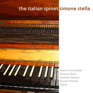 Image for 'THE ITALIAN SPINET'