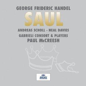 Image for 'Handel: Saul'