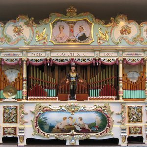 Image for 'Gavioli Fairground Organ'