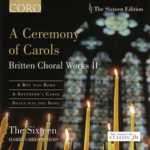 Image for 'A Ceremony Of Carols: In Freezing Winter Night'