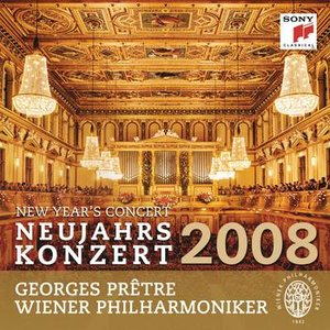 Image for 'Neujahrskonzert 2008'