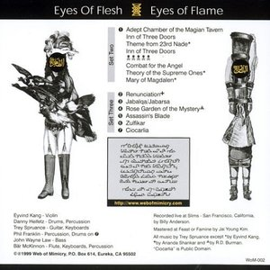 Image pour 'Eyes Of Flesh Eyes of Flame'