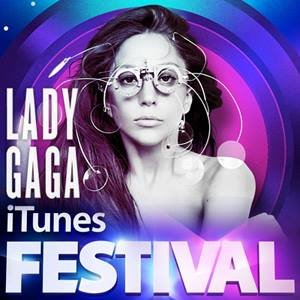 Bild för 'Itunes Festival Presents: Lady Gaga'